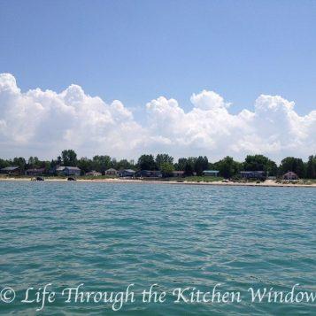 Ipperwash Shore ⎮ © Life Through the Kitchen Window