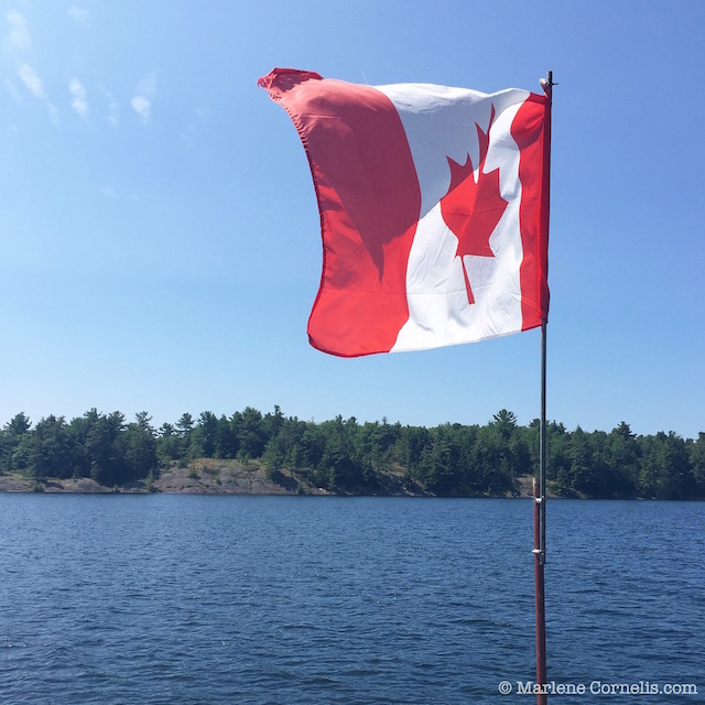 Always Canada Day At the Cottage | © Marlene Cornelis