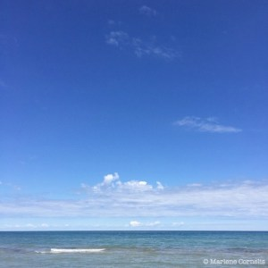 Lake Huron Farewell | © Marlene Cornelis