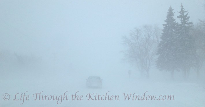 Winter Driving │ © Life Through the Kitchen Window.com