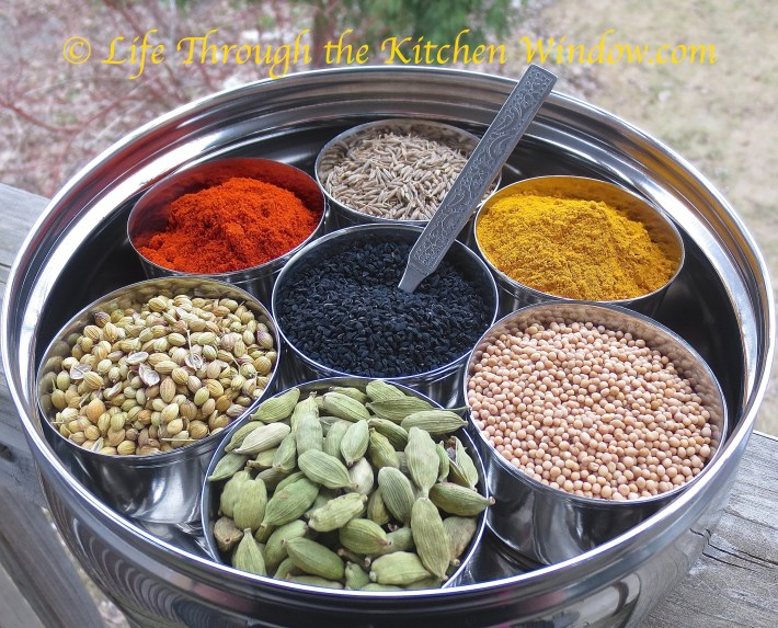 A Spice Route Tour of My Masala Box   © Life Through the Kitchen Window.com