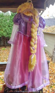 Rapunzel Costume Sewing Project | © Life Through the Kitchen Window.com