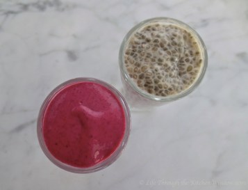 Chia Seed Pudding Comparisons│© UrbanCottageLife.com