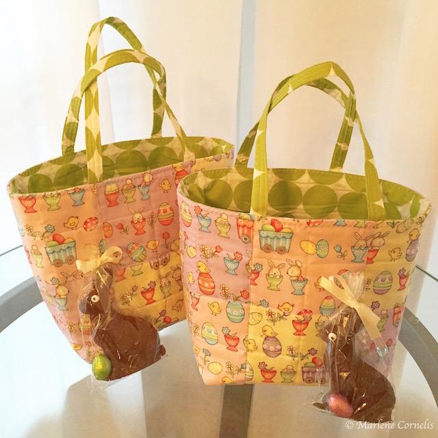 Easter Tote Bags | © Marlene Cornelis