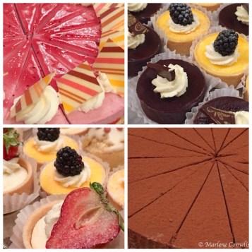 Dessert Extravaganza The Meal 2015   © Marlene Cornelis