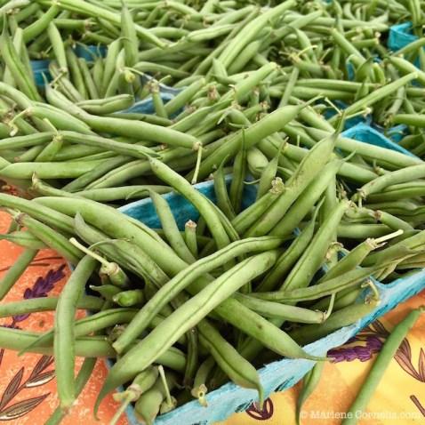 Organic Green Beans | © Marlene Cornelis