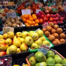Colourful Produce Stall   © Marlene Cornelis