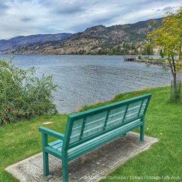 Naramata Bench | © Urban Cottage Life.com