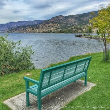 Naramata Bench | © Urban Cottage Life.com
