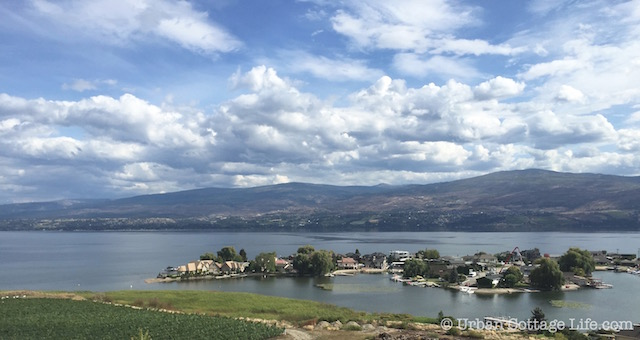 The View from West Kelowna | © Marlene Cornelis/Urban Cottage Life.com