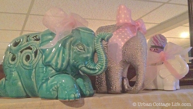 Elephants on Parade | © Urban Cottage Life.com