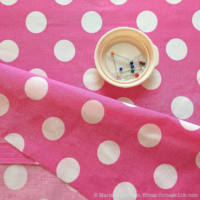 Easter Sewing Project |© UrbanCottageLife.com
