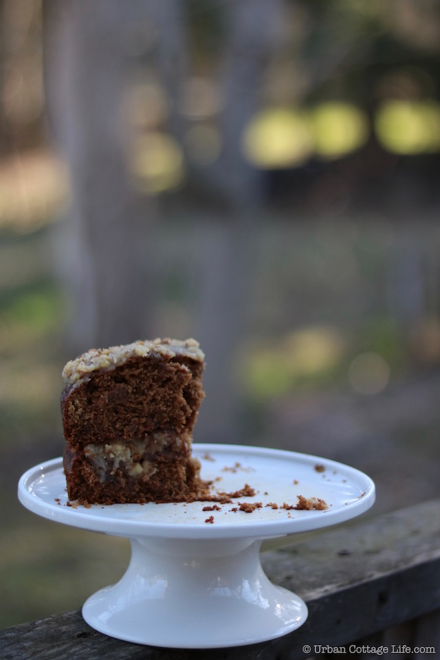 Queen Elizabeth Cake | © UrbanCottageLife.com