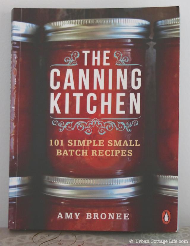 The Canning Kitchen |© UrbanCottageLife.com