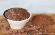 Chocolate Chia Seed Pudding | © UrbanCottageLIfe.com 2017