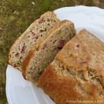 Rhubarb Spice Loaf │ © UrbanCottageLife.com