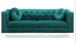 Urban Couch Caire 83″ Square Arm Sofa