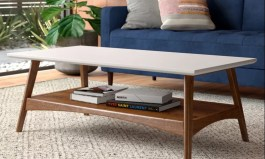 Urban Burnes Coffee Table with Storage by Urban Couch
