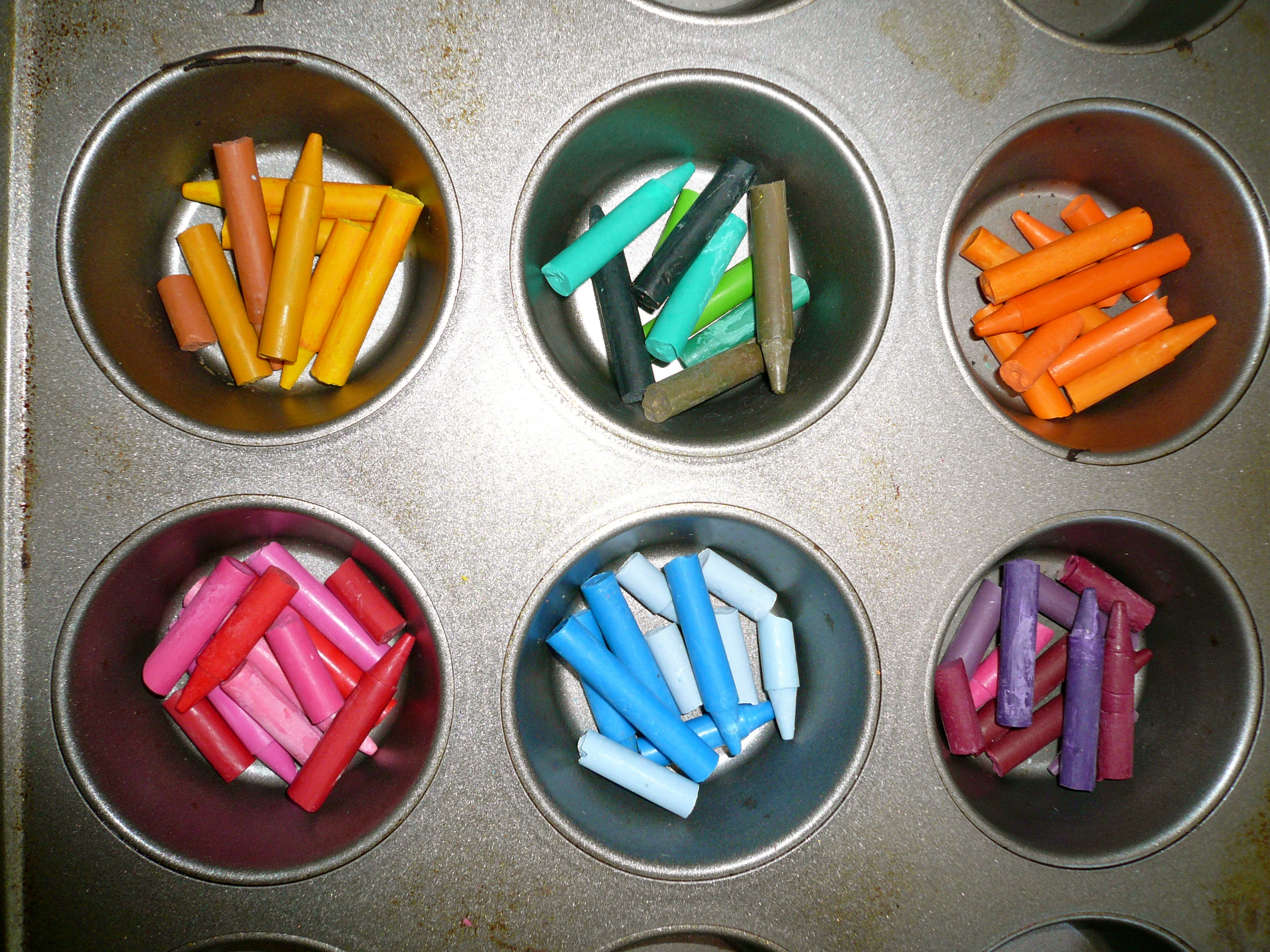 crayons (before)
