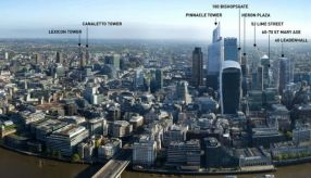 London Skyline - CityAM