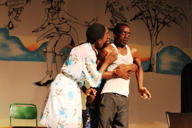 Bambelela Arts Ensemble On The Civil Servant