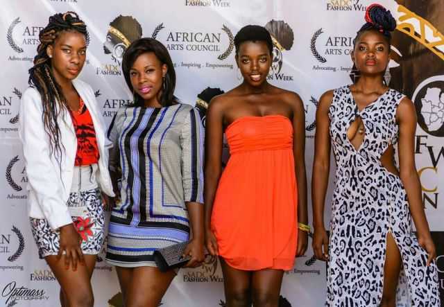 SADC Fashion Week 2014