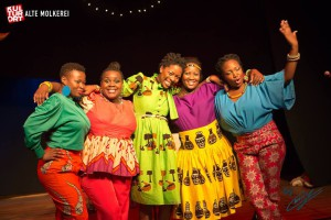 The ever Creative and Talented all Female Band From Bulawayo Nobuntu