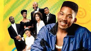 Will Smith in the The Fresh Prince of Bel-Air.