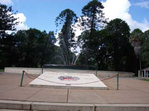 The Centenary Park: All the Glitz and Glam gone