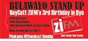 Musical boycott in Bulawayo. whats your take?