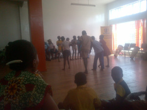 Wosana Dance Workshop In Pictures