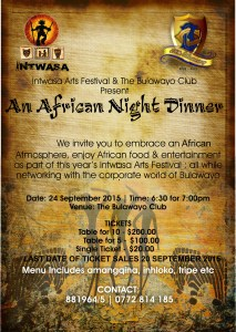 an african night