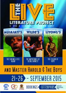 The Live Literature Project