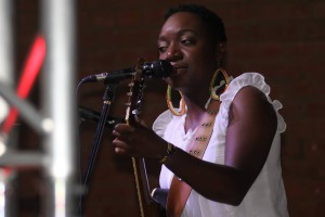 Tariro neGitare@Acoustic Night Picture: Intwasa Arts Festival KoBulawayo