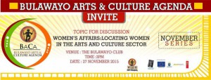 Women Affairs : Locating Women In The Arts And Culture Sector