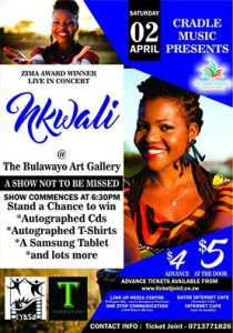 Nkwali Live at Bulawayo Art Gallery