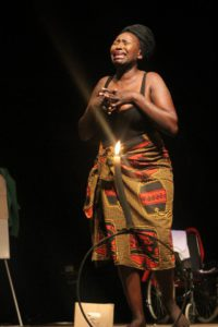 Sarah Mpofu-Sibanda On Nyembezi A play by Lewis Ndlovu