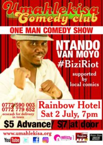One Man Comedy Show