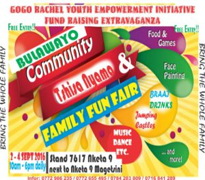Gogo Racheal Medical Youth Initiative