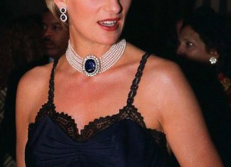 Princess Diana also loved Chokers