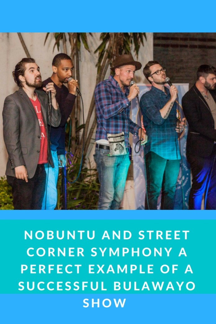 Nobuntu and Street Corner Symphony a Perfect example of a successful Bulawayo show