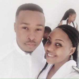 Pryde Mpofu and Tytan Pic: Pryde Mpofu