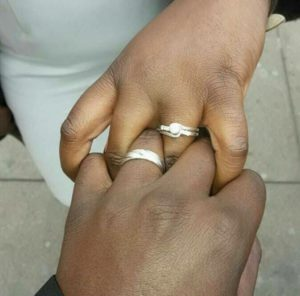 Director Extraordinaire ties the knot with songstress