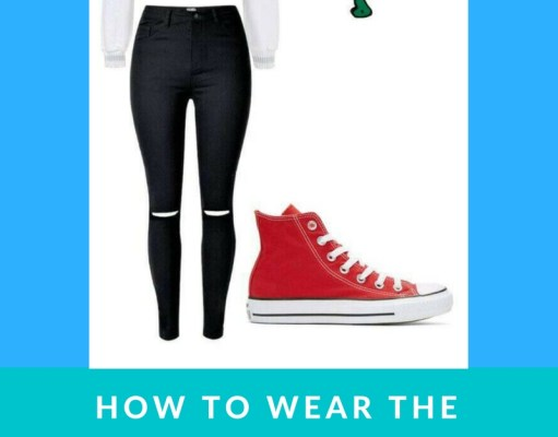 How to wear the Christmas Red without Looking like Santa this December