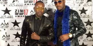 Zim Hip Hop Awards Picture : Online