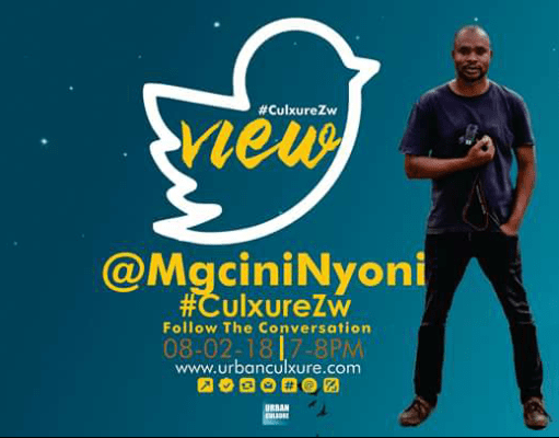 Mgcini Nyoni's #TwitterView