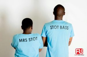 Mr and Mrs Stot