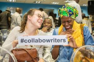 #Collabowriters launch
