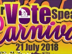 "Ladies To Reign ""Her Vote Speaks"" Carnival and Concert"