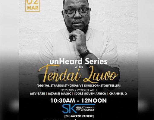 Paper Bag Africa Brings SA Based Digital Strategist For The Second Edition of #unHeardSeries
